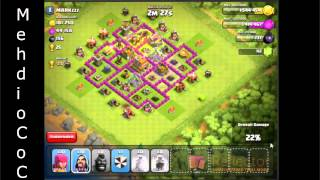 Clash Of Clans: HOW TO 3 STAR ANY TH7 BASE! Even A Maxed