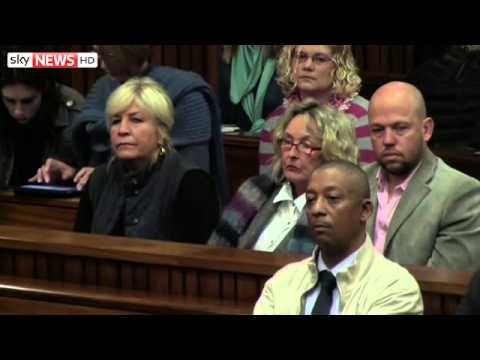 Oscar Pistorius Trial: 'Fleeing Was Not An Option' - Day 36