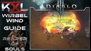 Diablo 3 RoS (2.0.4) Wirbelwind/Whirlwind T1-T6 Barbar