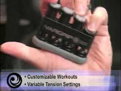 D'Addario Planet Waves Varigrip Adjustable Hand Exerciser