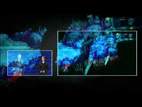 Rayman Origins - Ubisoft E3 2011 Press Conference