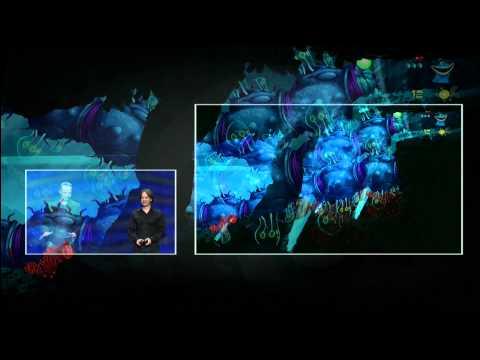 Rayman Origins - Ubisoft E3 2011 Press Conference