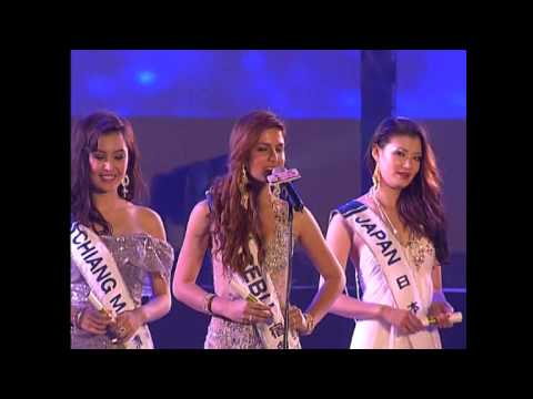 Miss Tourism Queen International 2013 - Asia Final (Part 3)
