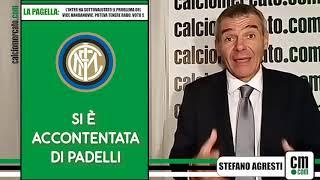 L'Inter ha sottovalutato il problema del vice Handanovic, poteva tenere Radu. Voto 5