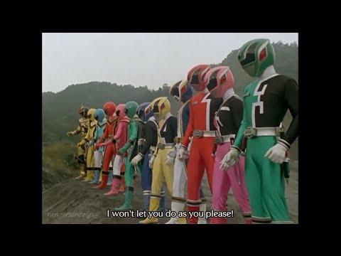 Mahou Sentai Magiranger vs. Dekaranger Roll Call