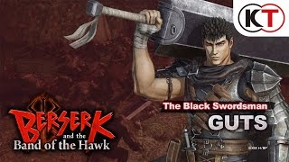 Berserk and the Band of the Hawk - Guts Gameplay