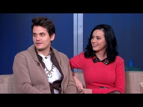 Katy Perry and John Mayer Interview 2013: Couple Explores Their Relationship With 'Who You Love'