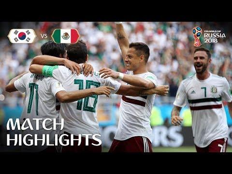 墨西哥一球小胜 韩国拼尽全力令人动容(图/视频)