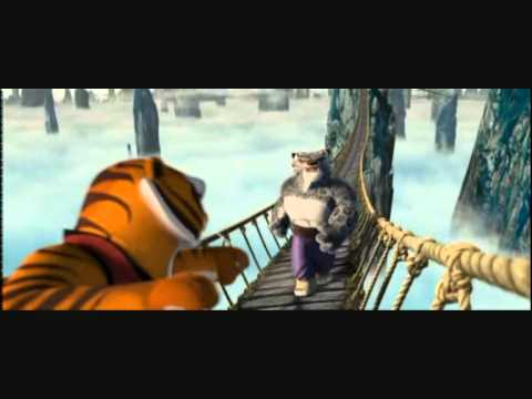 Bridge Battle, The situation is dire, can Tai Lung be stopped? movie: Kung Fu Panda Song: Bleach: Invasion