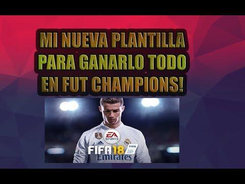MI EQUIPAZO PARA GANARLO TODO EN FUT CHAMPIONS! - FIFA 18