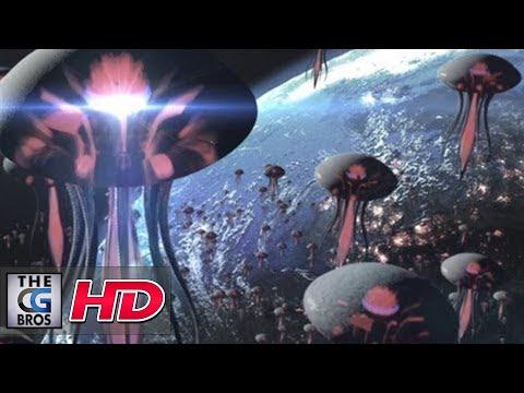 """CGI Sci-Fi Short Film HD: """"Souvenir"""" by - Gabriel Covacichof"""