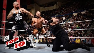 Top 10 Raw moments: WWE Top 10, April 26, 2016