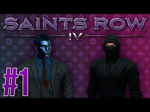 CZUŁEK POKAZAŁ TWARZ! - Saints Row IV - skkf & Masterczułek