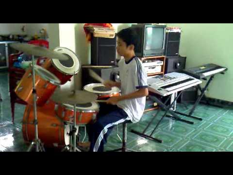 Corazon-Espinado-Drum Cover-By Siêu Nhân