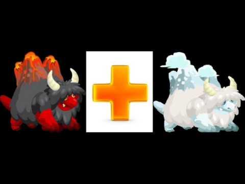 Como sacar los dragones Raros en Dragon City