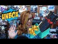 UNBOX Teclado Mouse Commander Gaming Gear Combo