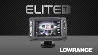 Видео обзор Lowrance Elite-9Ti Mid/High/TotalScan