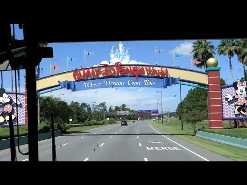 Episode 55: Our Sept 2013 Walt Disney World Family Vacation Day 1