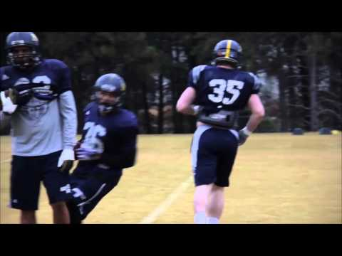 NAU football player praised for his high grade point average