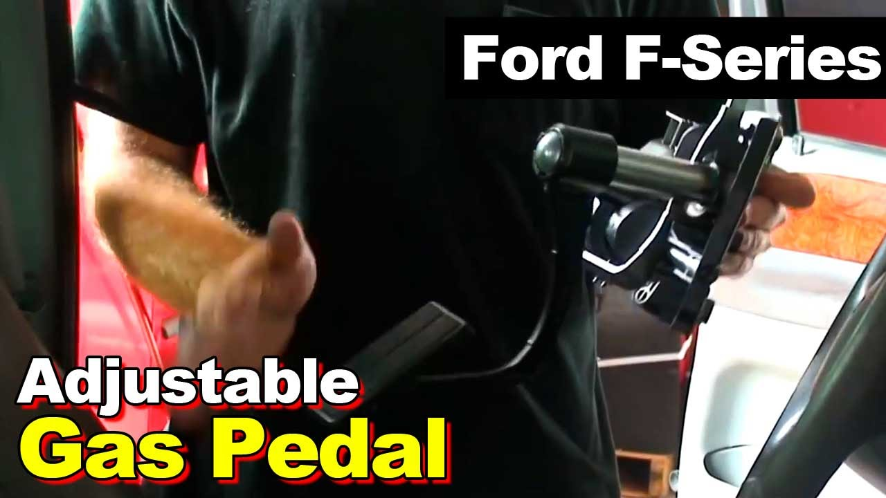 Ford Expedition Adjustable Pedals Not Working