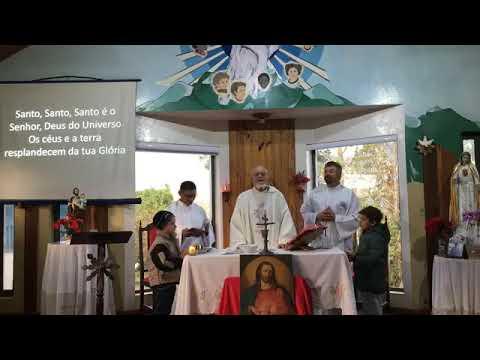 Solenidade de Corpus Christi | 11.06.2020 | Padre José Sometti | ANSPAZ