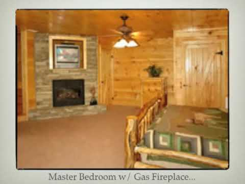 Smoky Mountain Cabins on Naughty Pines Smoky Mountain Cabin   Youtube