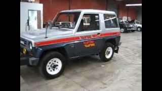 1987 Toyota Blizzard 4WD Turbo Diesel LX 001