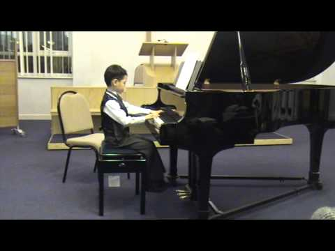 Yang Yang's First Piano Concert