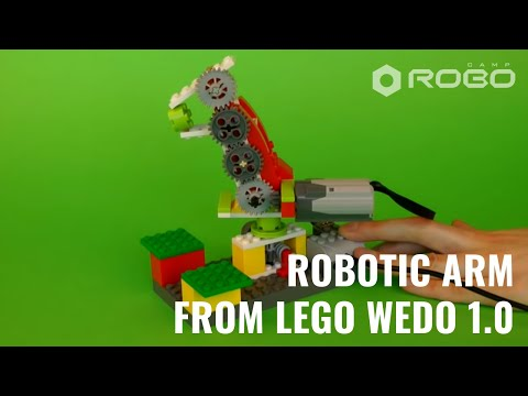Robotic Arm - LEGO WeDo