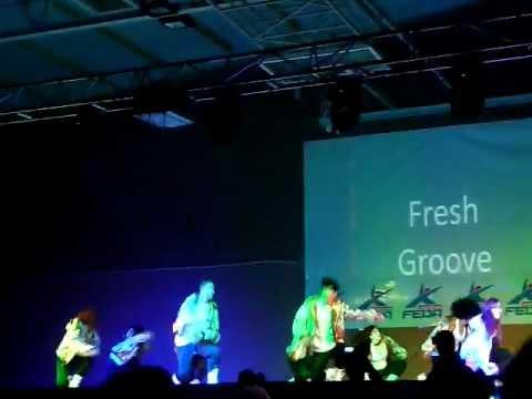 Funk Lag León 2012 - Fresh Groove (Vigo)