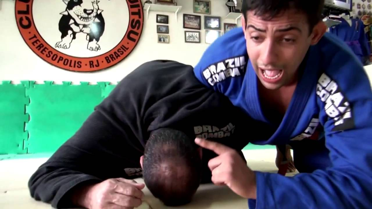 advanced brazilian jiujitsu techniques pdf