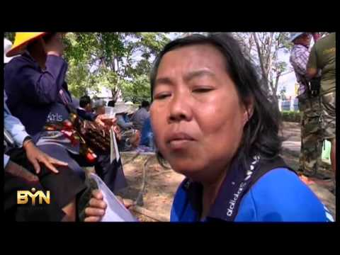 4110AS THAILAND-FARMERS PROTEST ELECTION