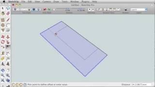 Precise Drawing In SketchUp