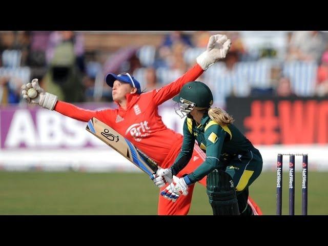England Women v Australia Women - 3rd ODI highlights