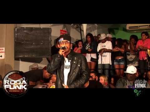 MC Garden :: Ao vivo e pela primeira vez na Roda de Funk :: FULL HD