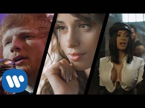 Ed Sheeran ft. C. Cabello & Cardi B - South of the Border