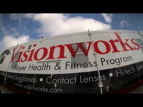 Visionworks INsight: Keep your eye on the ball