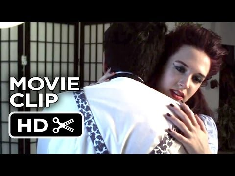 Transatlantic Coffee Movie CLIP - End of Dance (2014) - Romantic Drama HD