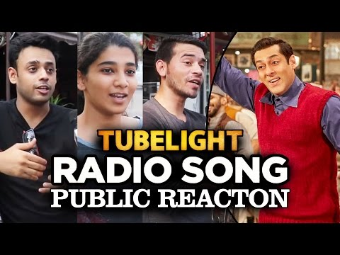 youtube video Salman Khan s Tubelight RADIO Song - PUBLIC Reaction to 3GP conversion