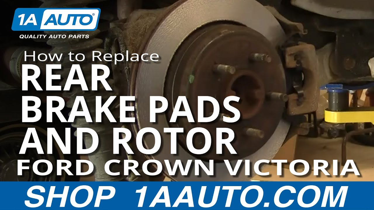 How To Replace The Brake Pads And Rotors In A Chevy Silverado
