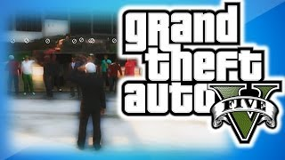 GTA 5 Online Funny Moments 22 16 Man Tank Rodeo, Funny