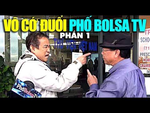BTC Đại Hội CĐ Nam California vô cớ cấm Phố Bolsa TV vào làm tin tức - p.1
