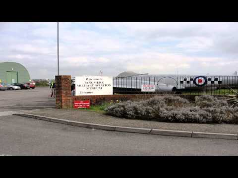 Tangmere military aviation museum Chichester West Sussex