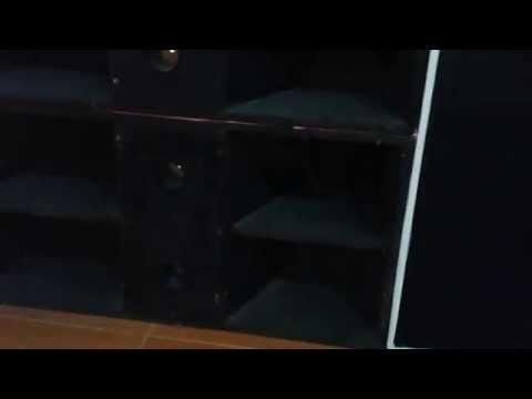 ร้อยซาวด์ เครื่องเสียงกลางแจ้ง - เทสเสียงเพาเวอร์แอมป์โมโน 550W