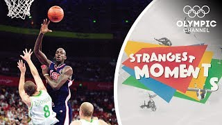 When Lithuania surprised USA Basketball | Strangest Moments