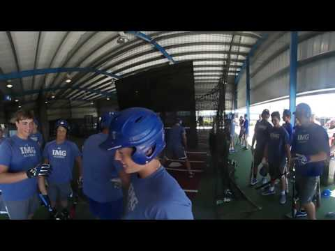Batting Cages at IMG Academy