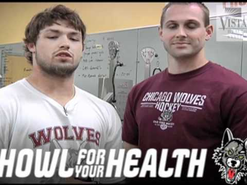 Howl For Your Health - Hip Raise