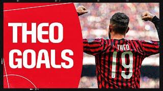 Specials | Theo Hernández goals