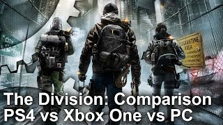 Tom Clancy's The Division - PS4 vs Xbox One vs PC Graphics Comparison