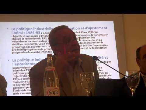Sami Aouadi : Nécessite de réhabiliter les politiques industrielles.